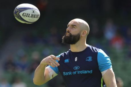 Taking on Europe: Former Wallaby Scott Fardy has impressed in Ireland to be considered among the continent's best.