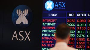 Australian shares are poised to drop on Thursday.
