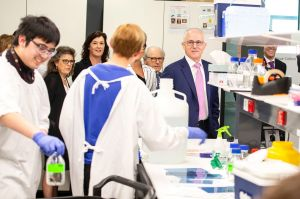 Malcolm Turnbull will not be opting out from the My Health Record data collection, despite security concerns from IT experts.