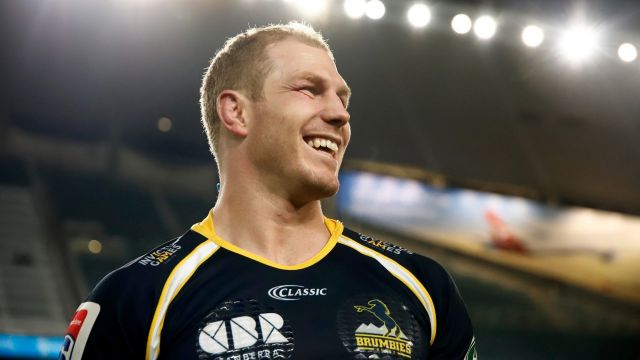 David Pocock had an outstanding return to Australian rugby this year.