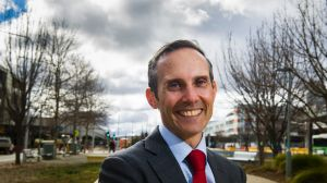 Shadow assistant treasurer Andrew Leigh championed the access to justice reforms.