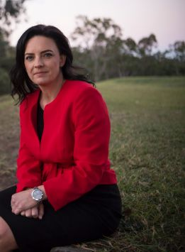 NEWS: Portrait of Labor MP Emma Husar. 8th August 2018, Photo: Wolter Peeters, The Sydney Morning Herald.