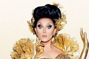 BenDeLaCreme, pictured here on RuPaul's Drag Race All Stars, has cancelled her upcoming Australian tour.
