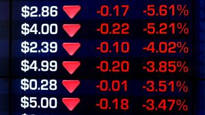 Australian shares are set to trade slightly lower today following a mixed overnight session on Wall Street.