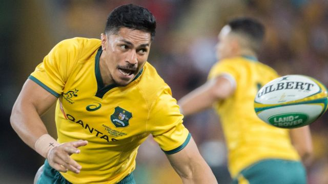 The Wallabies will be sweating on the fitness of Pete Samu.