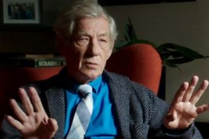 'It's a fact of life, death,' says Ian McKellen who appears in McKellen: Playing The Part.