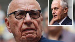 """Rupert Murdoch's son Lachlan has denied his father told media mogul Kerry Stokes: """"Malcolm's got to go."""""""