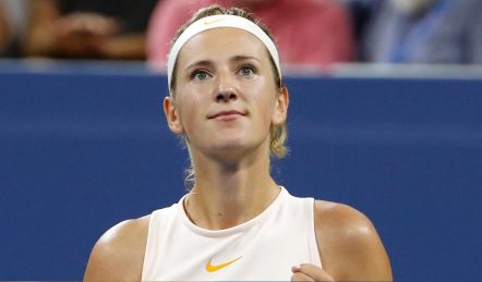 Comeback trail: Victoria Azarenka is through to the quarter-finals on the Pan Pacific Open in Tokyo.