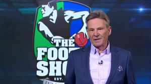 Sam Newman appeared to call time on his 25-year-rein over The Footy Show - but did he really?