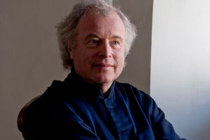 ONE time use ONLY. Sir Andras Schiff. Photo Supplied