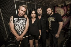 Adelaide rock four-piece the Superjesus still play with plenty of vigor.