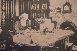 Chief Secretary's Building which will be part of this year's Open Sydney. Henry Parkes in the Henry Parkes room 26th ...