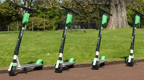 US company Lime plans to introduce an electric scooter-share scheme to Brisbane.