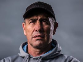Gone ... The Shane Flanagan era at the Sharks is over and the search for a new coach is on.