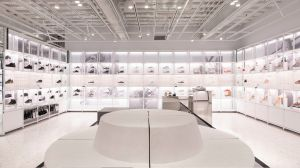 Nike's new flagship store in New York.