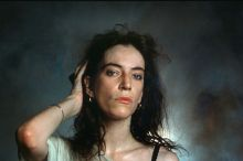 Patti Smith, New Orleans, 1978.