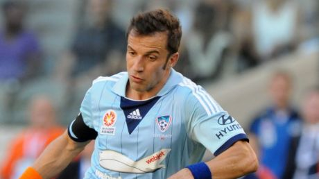 The new Melbourne team wants to sign a player of the stature in the game of Alessandro Del Piero.