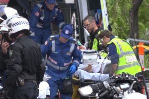 One person is dead and six others have been injured after a truck crash on Botany Road in Sydney's inner south on ...