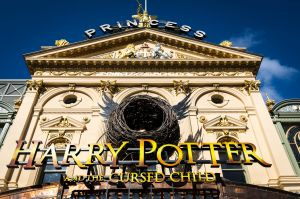 Audiences for Harry Potter and the Cursed Child will be the first to see the restored Princess Theatre.