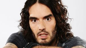 A publicity image from 2014 documentary, Russell Brand: End the Drugs War.