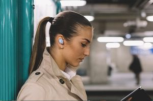 The JBL Free aren't the most advanced earbuds, but they are comfortable and convenient.