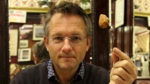 Michael Mosley: Reducing what you consume makes a bigger difference.