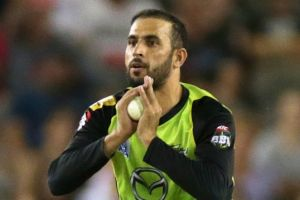 Fawad Ahmed is on the Renegades' radar.