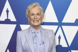Glenn Close arrives at the 91st Academy Awards Nominees Luncheon.