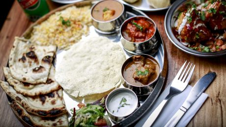 Food from Delhi Streets, which has had success using the EatClub app.