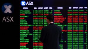 Australian shares are poised to end the week firmly in the green.