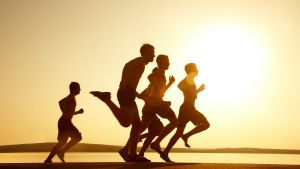 Find a running crew that will get you over the line.