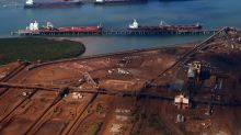 BHP says Port Hedland has battened down the hatches as it waits for Cyclone Veronica to hit.