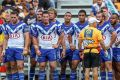Time to shine: Nothing went right for the Bulldogs last week, but history is on their side when they face Penrith today.