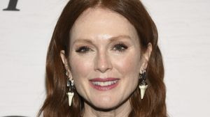 Julianne Moore attends Variety's Power of Women event in New York this month.