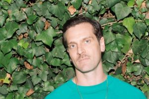 Aussie artist Touch Sensitive, whose new single was recorded in LA with Kitten singer Chloe Chaidez.