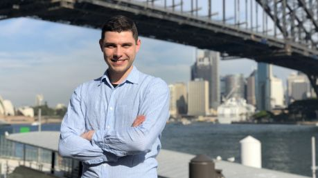 Luka Olic, 24, who works in sales and business development for Deloitte, is among Generation Z, which is more ambitions ...