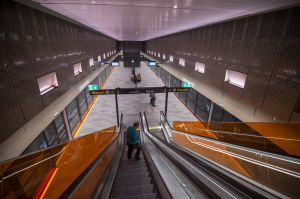 NEWS: General views of the Sydney Metro, Norwest Station at Rouse Hill. 23rd May 2019, Photo: Wolter Peeters, The Sydney ...