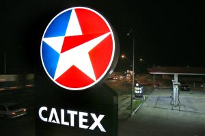 Caltex is trying to squeeze a higher bid out of its Canadian suitor.