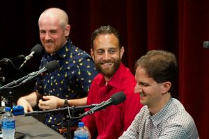 Marco Arment, Casey Liss and John Siracusa present the popular podcast Accidental Tech Podcast