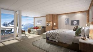 The ultra-luxe Seabourn line is adding two all-suite, 264-passenger expedition vessels to its fleet.