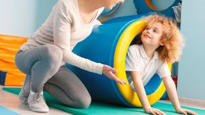 Paediatric occupational therapists provide a range of services from physical therapy to behaviour management.
