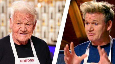 Celebrity chef Gordon Ramsay tested out FaceApp.