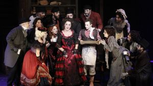 WA Opera's Sweeney Todd – the Demon Barber of Fleet Street delivered a show filled with eerie moments and black humor ...