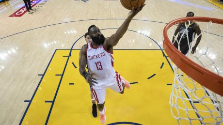 Houston Rockets superstar James Harden is one of four huge names to have pulled out of the USA's World Cup squad.