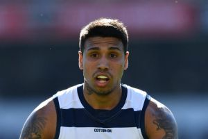Both Fremantle and West Coast are keen to win the service of Geelong sensation Tim Kelly.