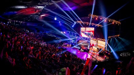 The Melbourne Esports Open grew in size and attendance this year.