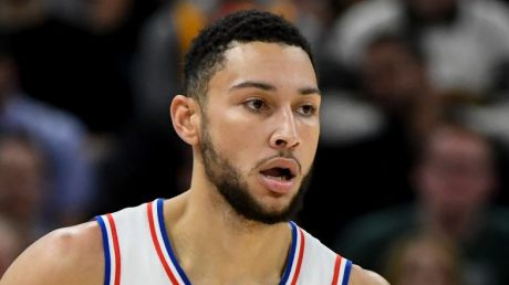 Ben Simmons' 76ers couldn't get the win over Orlando.