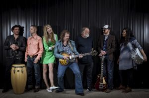 Cheddar Road All-Stars and Barry Dickins