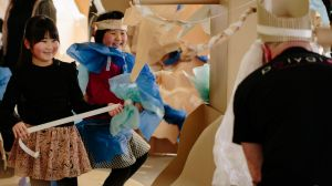 Paper Planet by children's theatre company Polyglot Theatre, which submitted a full application for four-year funding ...