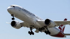 Qantas will fly a new Boeing 787 Dreamliner aircraft from London to Sydney non-stop as part of Project Sunrise.